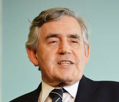 Becoming Blind Gordon Brown Woke Up Thinking He Was Going Blind While Prime