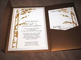pocket invitations wedding invitations event invitations
