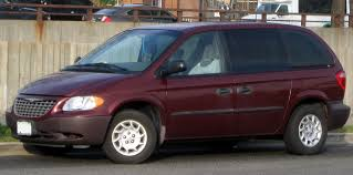 2003 chrysler voyager information and photos zombiedrive
