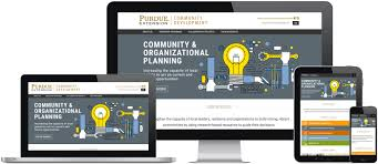 purdue university community development jackson sky web design