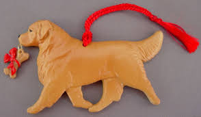 talking dogs at for of a breed ornaments