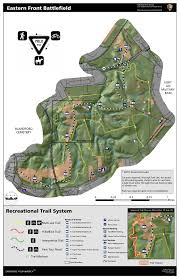 Haskell Map Petersburg National Battlefield Find Your Chesapeake National