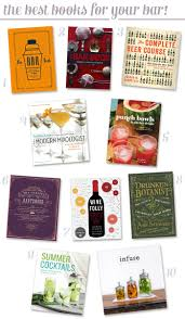 the 10 best home bartending books feast west