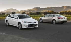 is lexus toyota review the 2013 toyota avalon is a lexus in toyota clothing the