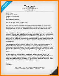 8 sales associate cover letter prefix chart