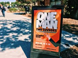 Fullerton College Campus Map Slapstick Humor At Its Best U201cone Man Two Guvnors U201d To Showcase At