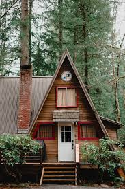 Small A Frame Cabin Timberphoto Pnw Cabin Portraits Are Becoming An Addiction Insta