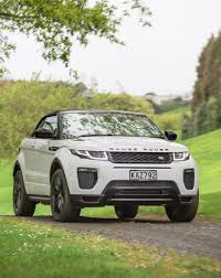 range rover convertible range rover evoque convertible best of both worlds road tests