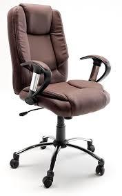 fauteuil bureau marron de bureau manager iii