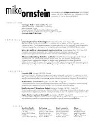 Sample Resume For Mechanical Design Engineer by Resume Monkey Resume For Your Job Application