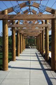 Timber Trellis Landscapeonline Design U2022 Build U2022 Maintain U2022 Supply