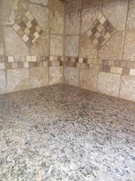 tiles backsplash kitchen backsplash mirror with antique white
