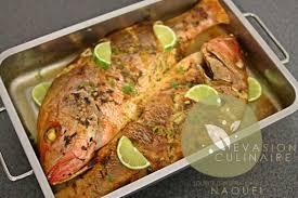 cuisine poisson poisson antillais au four
