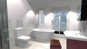 Gothic Style Family Bathroom Design By Alex Taylor Of European European Bathroom Designs