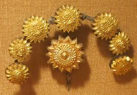 file hair ornament bangalore karnataka india 19th century