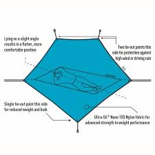 sea to summit hammock tarp bivouac online store