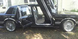 Old Lincoln Town Car 19812729 U0027s Profile In Shelby Nc Cardomain Com
