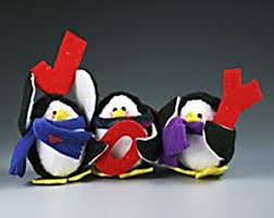 Felt Penguin Christmas Ornament Patterns - 27 best penguins images on pinterest christmas ideas penguin