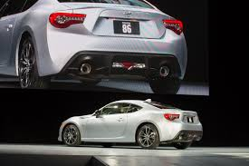 toyota big cars the 2017 toyota 86 is here to replace the scion fr s