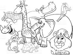 safari jeep coloring page safari animals coloring pages diannedonnelly com