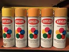 krylon spray paint paint u0026 varnish ebay