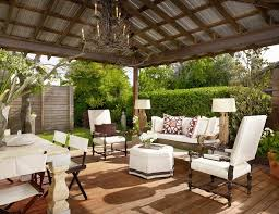 Patio Metal Roof by Metal Roof Ceiling Porch Contemporary With Metal Roof Beige Side
