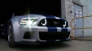 need for speed mustang for sale ford reveals mustang for 2014 need for speed gtspirit