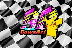 gambar desain nomer racing cara membuat nomor balap di android picsay pro