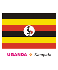 flag of uganda coloring page uganda flag coloring pages for kids to color and print