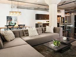 accessories gray sectional loft exposed ducting layout floorplan