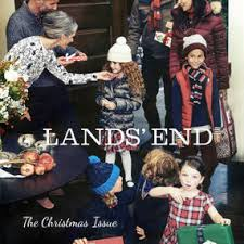 lands end christmas land s end the christmas issue le book