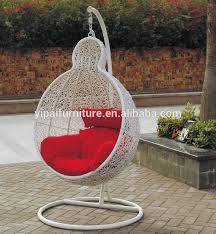 Modern Patio Swing White Modern Outdoor Patio Swing Hanging Chair With Conpy For Kids