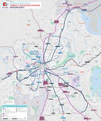 Map Of Nashville Tn Here You Have It Take A Full Look At Nashville Transit Officials