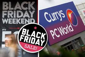 best black friday deals 2016 on tablets currys black friday 2016 uk deals start with big price cuts on 4k