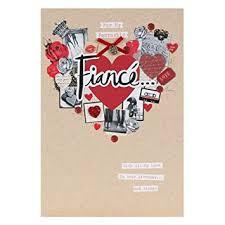 Hallmark Birthday Card Hallmark Birthday Card For Fiancé My Friend My Love Medium