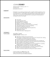 Sample Camp Counselor Resume by Professional Counselor Resume Sample Cover Letter From A