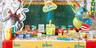 dr seuss 1st birthday dr seuss 1st birthday supplies the birthday depot