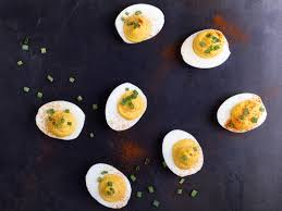 recipes to make with hard boiled eggs southern living