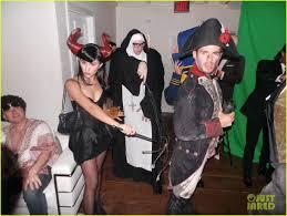 chace crawford u0026 julian morris halloween party fun photo