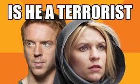 Comic Con Meme - homeland carrie pregnancy storyline rejected comic con meme poster