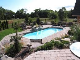 tropical pool landscapes victoria homes design