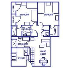 800 Sq Ft House Plans Senior Living Floor Plans 800 Sq Ft 800 Square Feet 2 Bedrooms