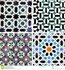 moorish ceramics royalty free stock image image 31175166