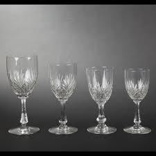louis bicchieri louis bicchieri di cristallo servizio di taglio modello