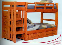 Xl Twin Bunk Bed Plans by Bunk Beds Twin Xl Over Queen Futon Double Over Queen Bunk Bed