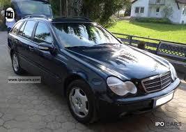 mercedes 200 cdi specs 2003 mercedes c200 cdi car photo and specs