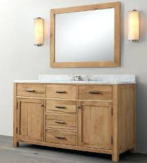 Solid Oak Bathroom Vanity Unit Vanities Legion Furniture 36 Solid Wood Bathroom Vanity Set