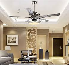 Living Room Ceiling Fans With Lights by Popular Modern Led Ceiling Fan For Living Room Buy Cheap Modern