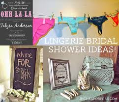 ideas for bridal shower bridal shower ideas cheap or free