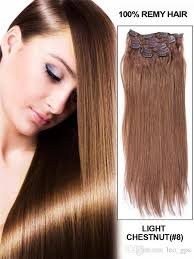 hair extension 70gfull clip in hair extensions remy human hair extension 08
